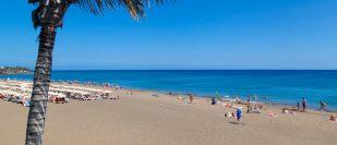 Playa Grande, Puerto del Carmen, Lanzarote