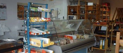 German supermarket Lanzarote