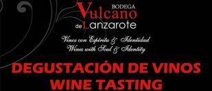 Vulcano wine tasting in Tías